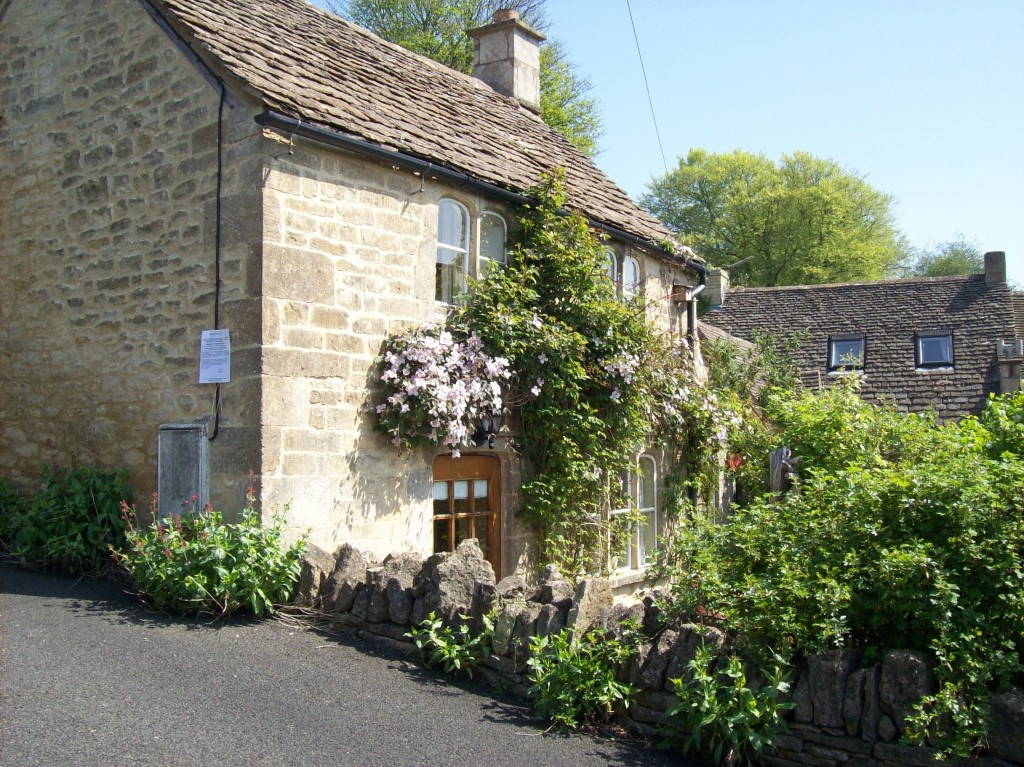 Box Inn Cottage May 2008
