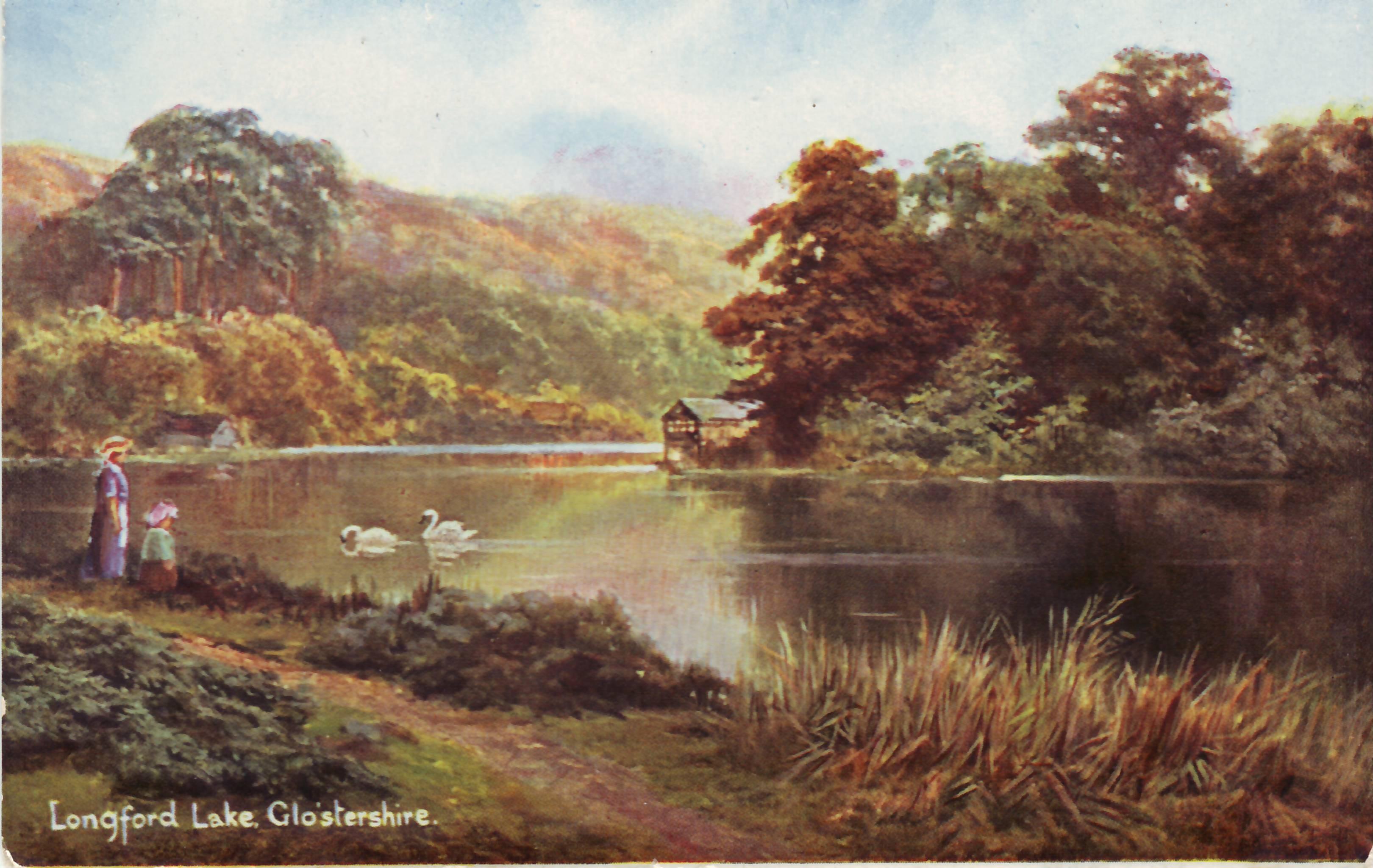 Longford Lake