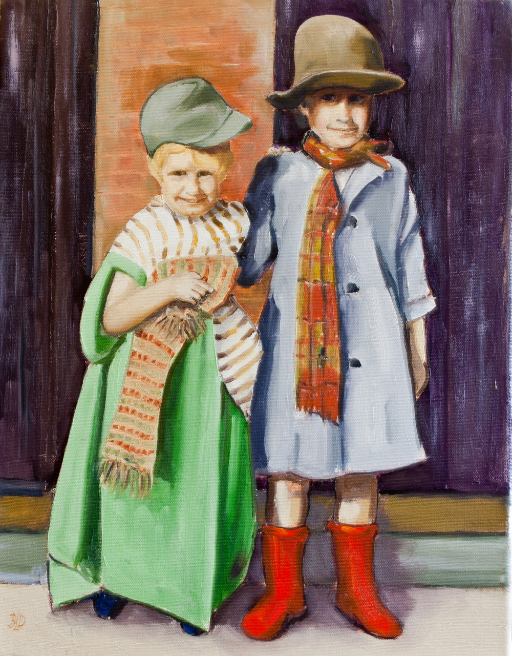 Dressing up – OIL