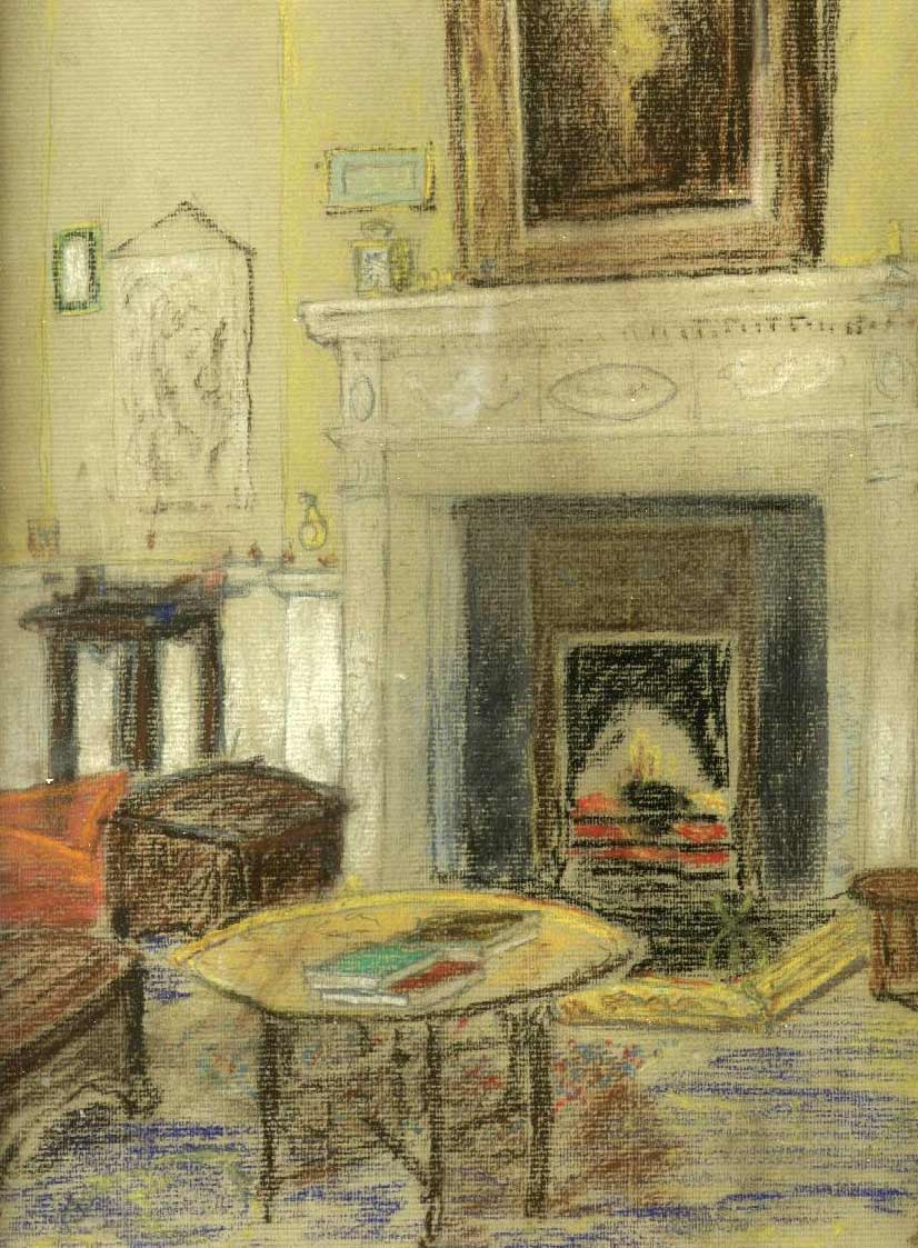 Dunkirk Manor Interior – Pastels