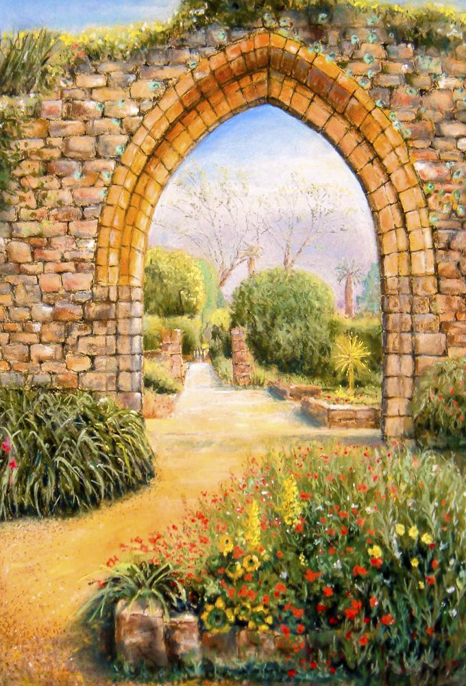 Tresco Abby Gardens –  Pastel
