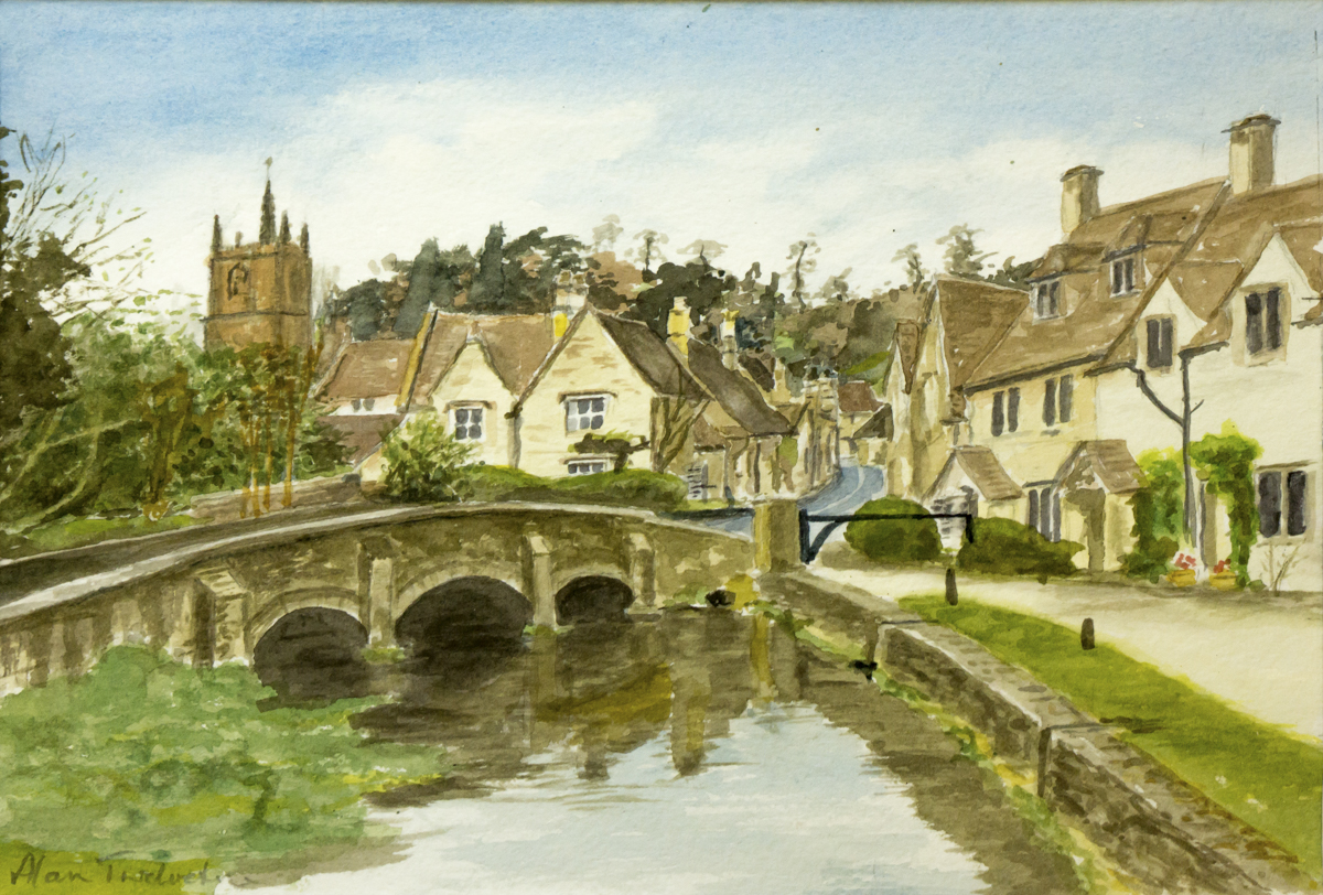 Castle Combe – WC