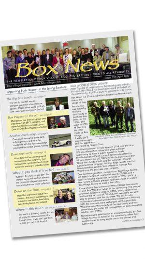 Box News Spring 2017