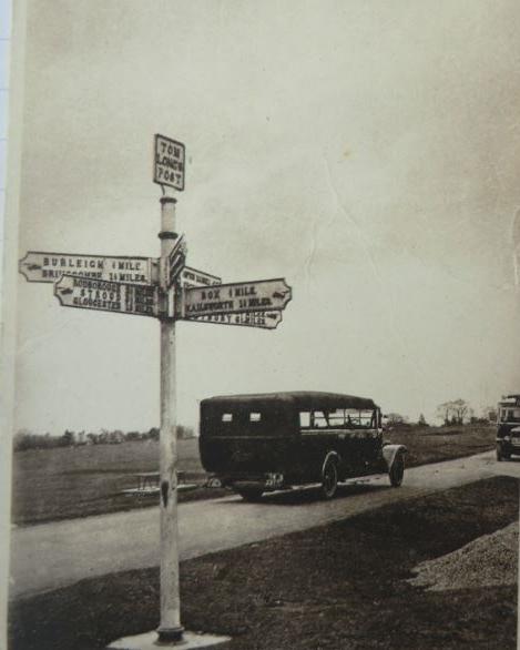 Tom Longs Post pre 1931