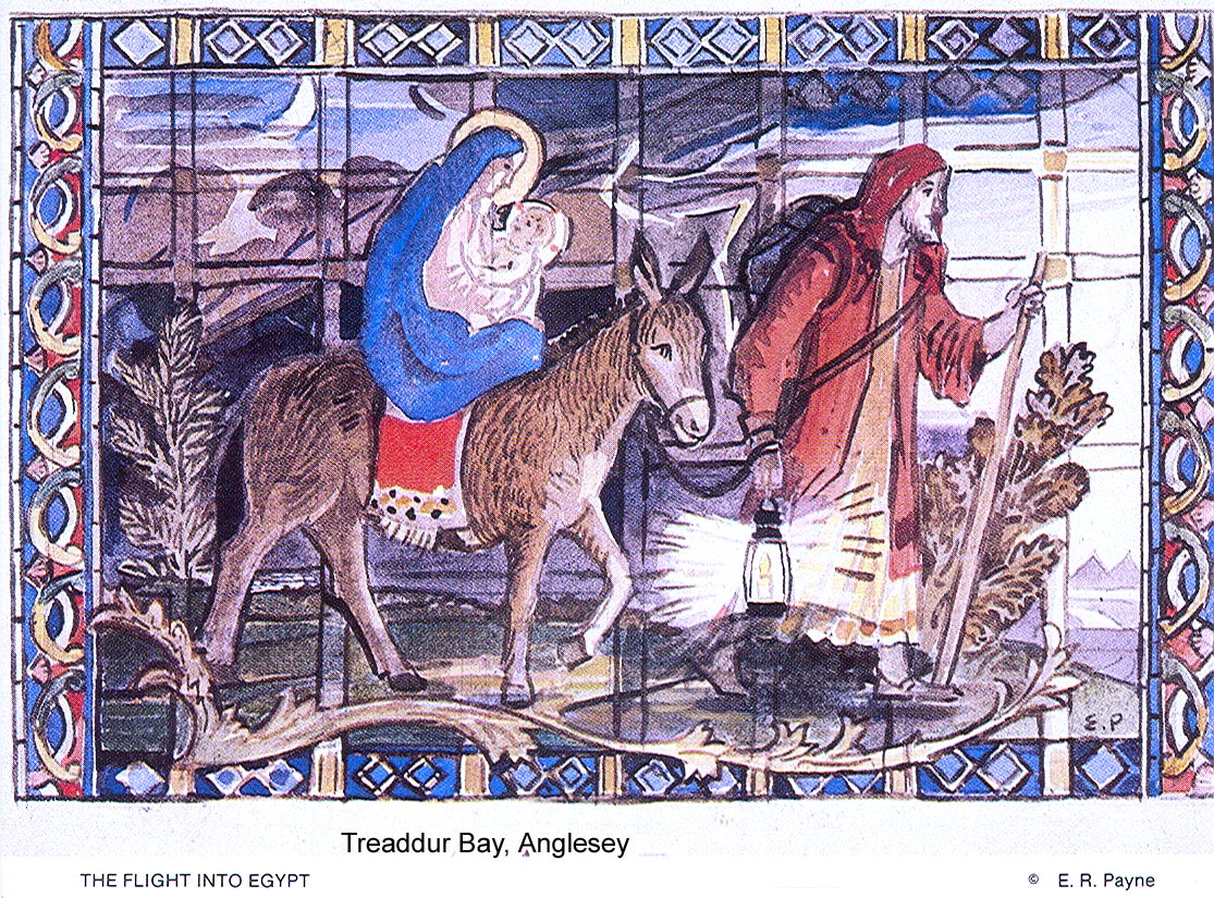 Anglesey-Flight into Egypt