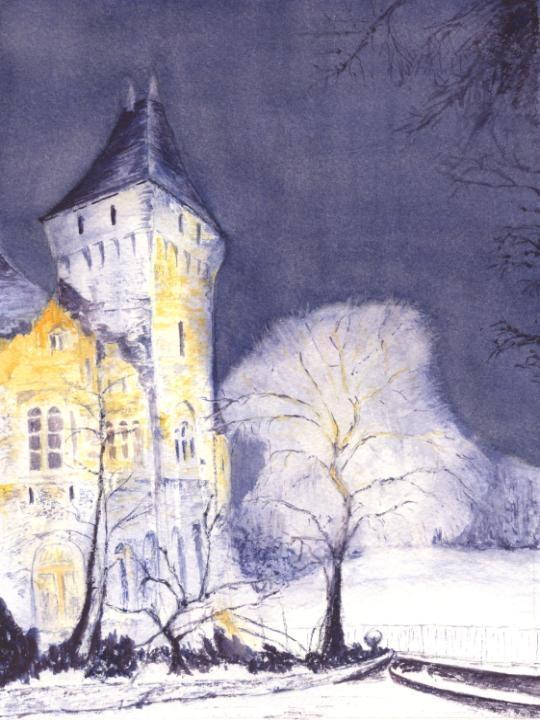 Budapest Castle-WC- Ann Jackson