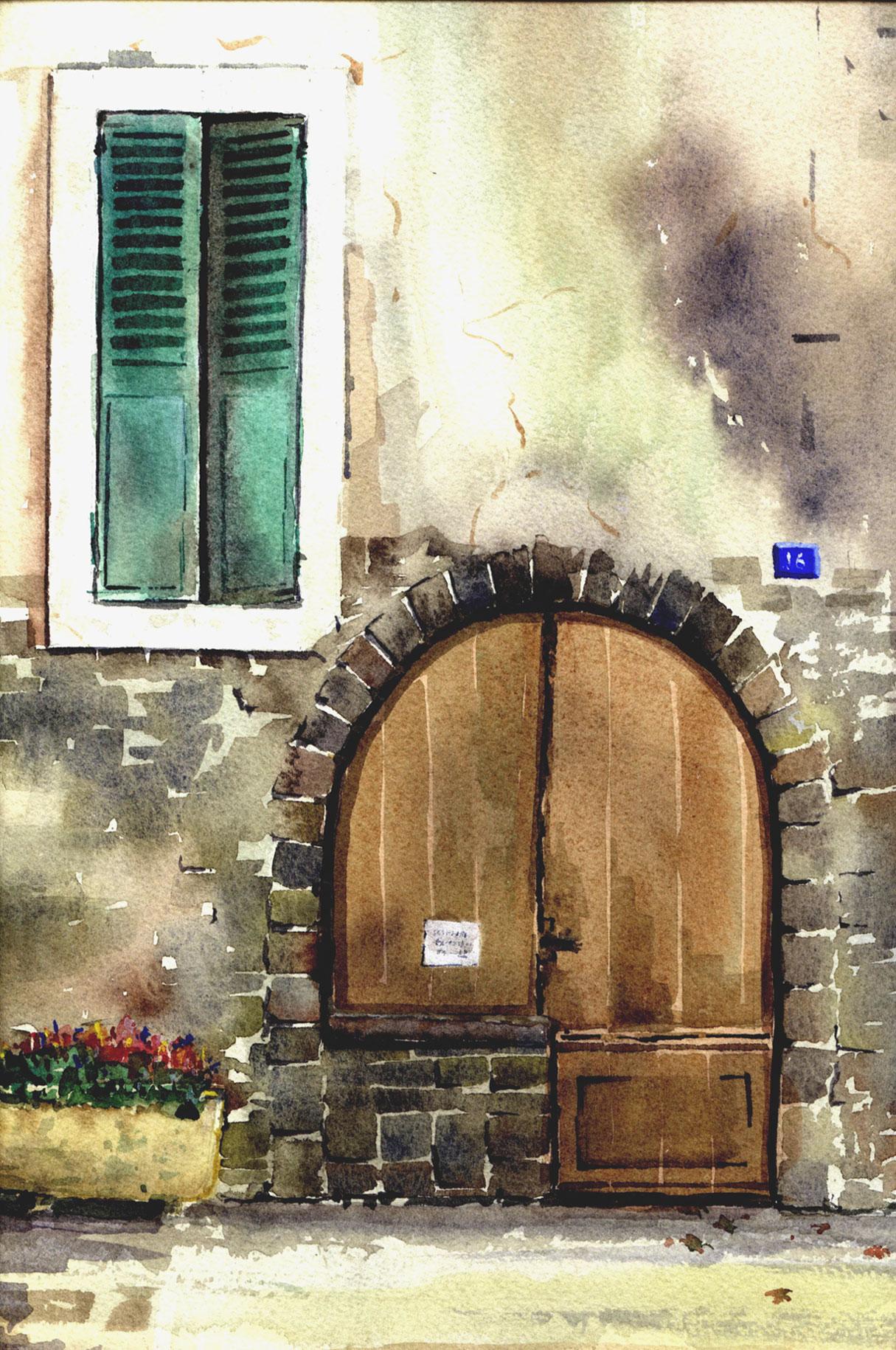 French-door – WC