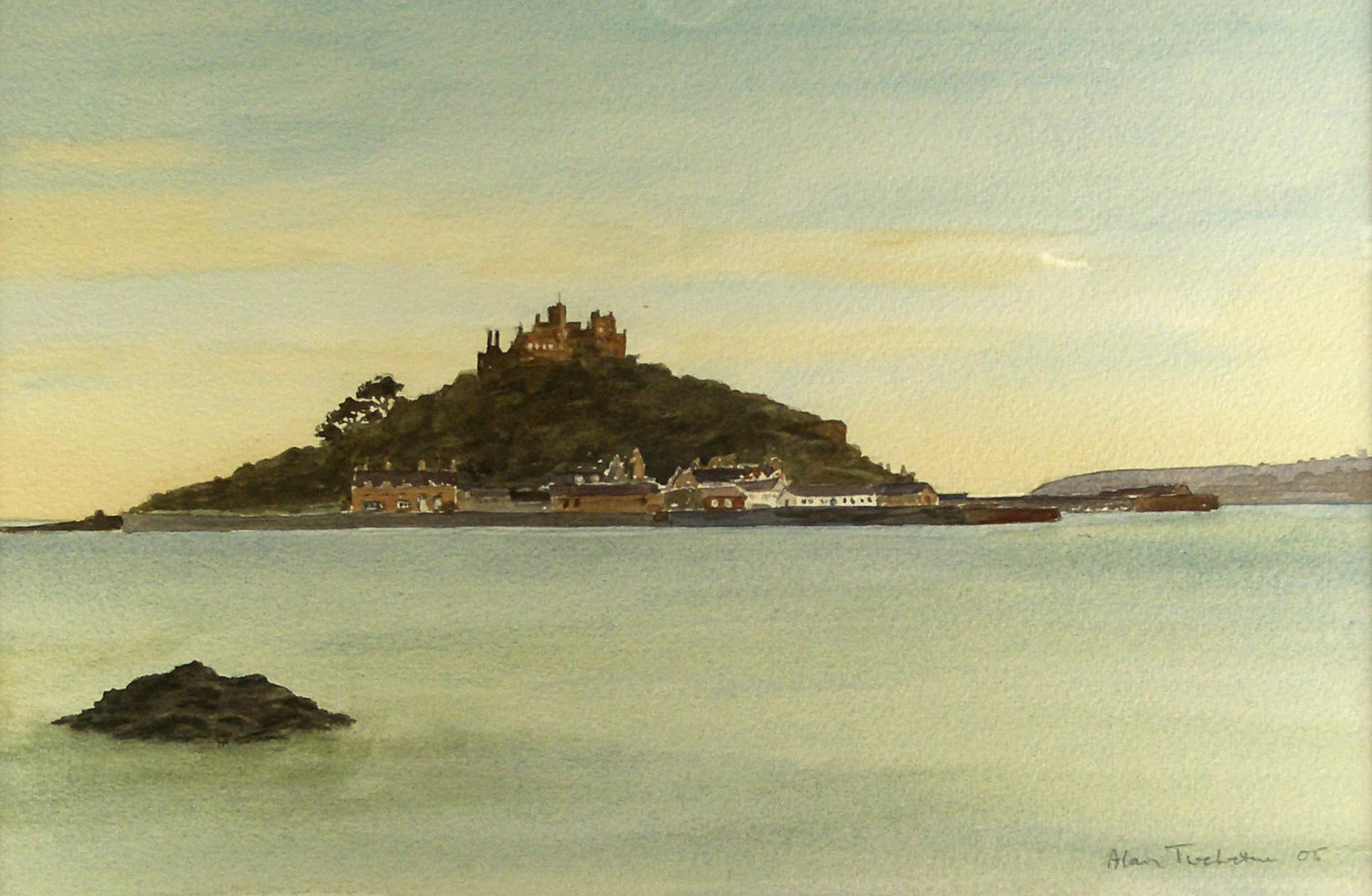 St Michael's Mount – WC