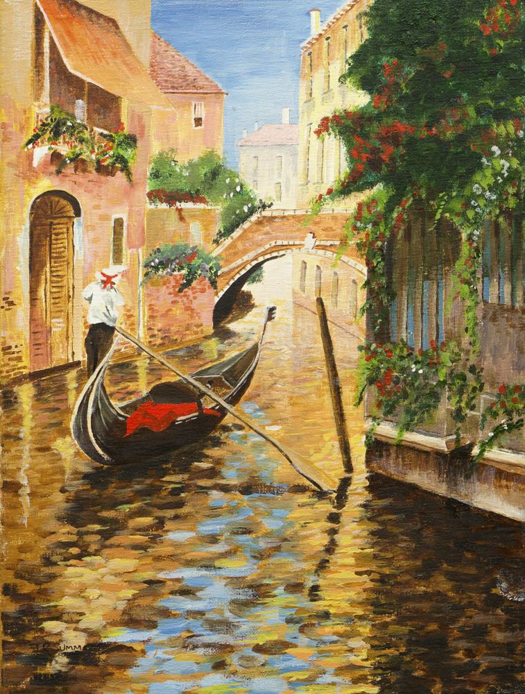 Venice – Acrylic
